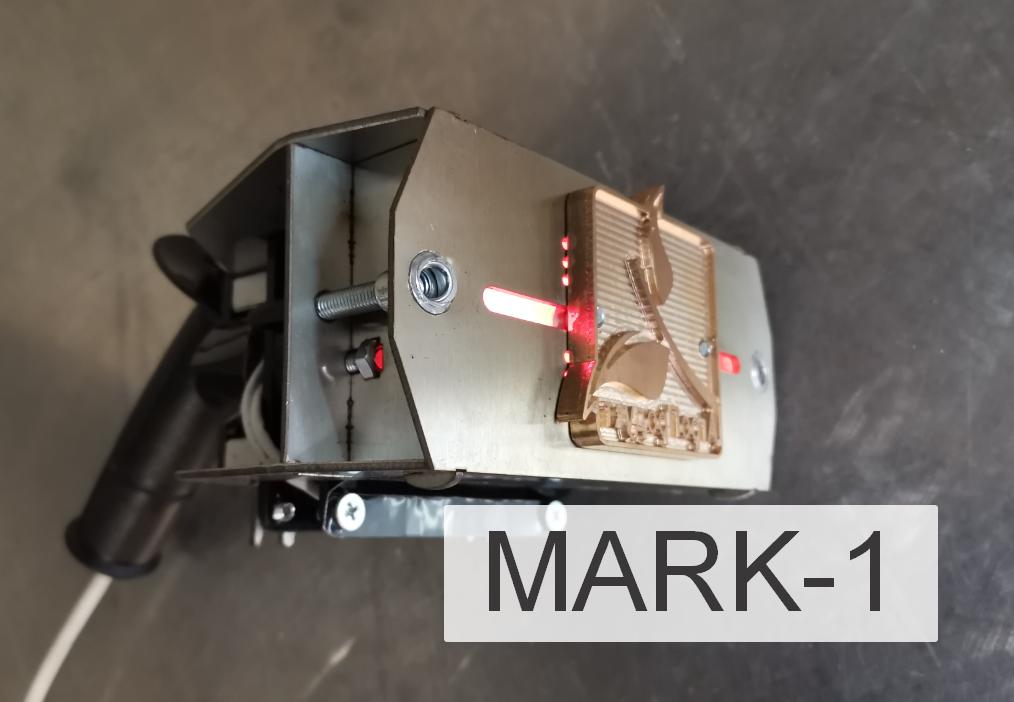 Клеймо EUR, EPAL, Клеймо фумигационное, MARK-1