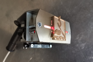 Оборудование для клеймения поддонов